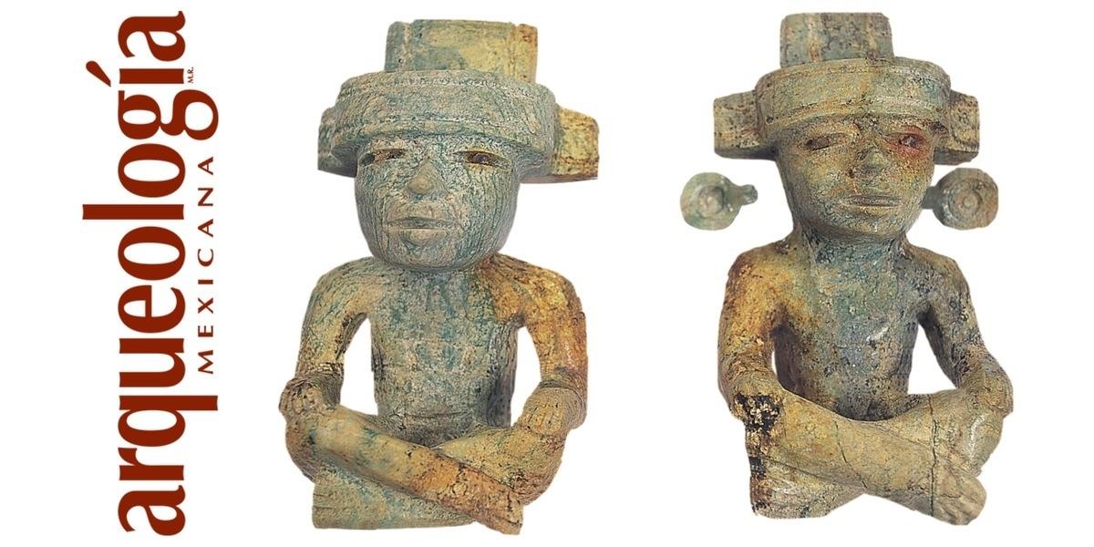 Entierros en la Pirámide de la Luna de Teotihuacan