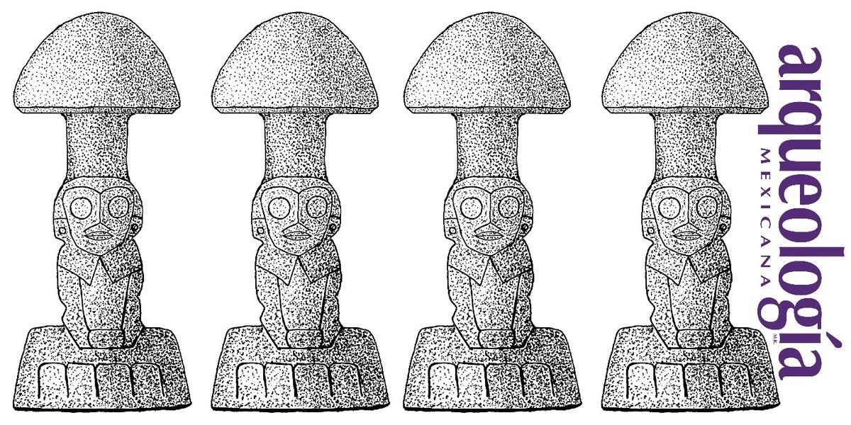 Los hongos sagrados de Teotenango, estado de México