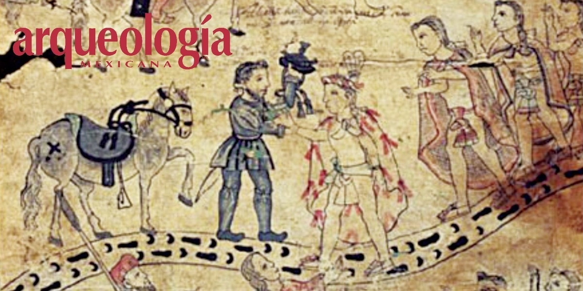 El papel de los tlaxcaltecas en la Conquista