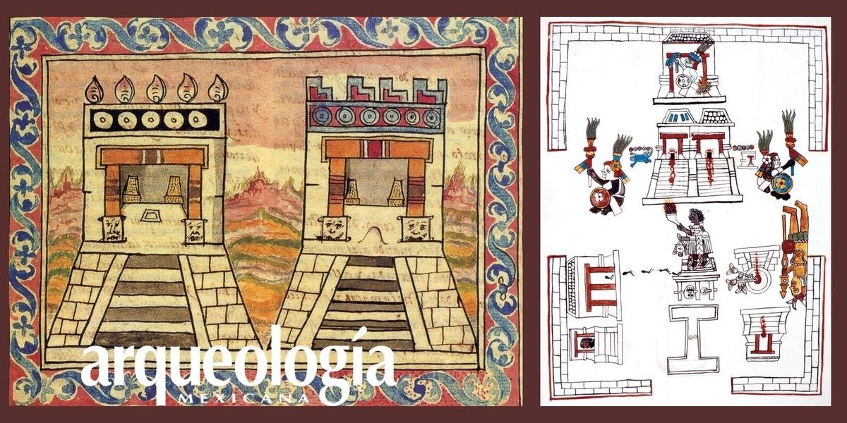 El Templo Mayor de Tenochtitlan, Ciudad de México