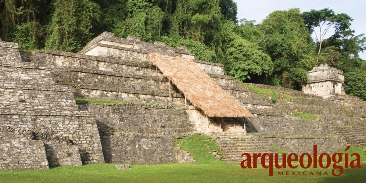Templo de la Reina Roja, Palenque, Chiapas