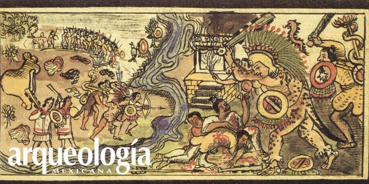 """Itzcóatl, """"Serpiente de obsidiana"""" (1427-1440)"""