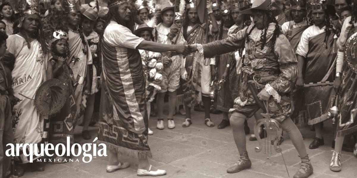 Las Danzas De Moros Y Cristianos Y De La Conquista Arqueologia