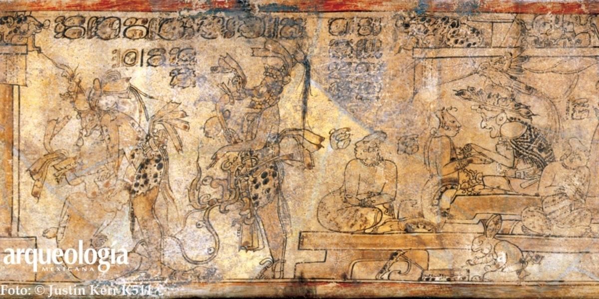 El conejo en la mitología maya