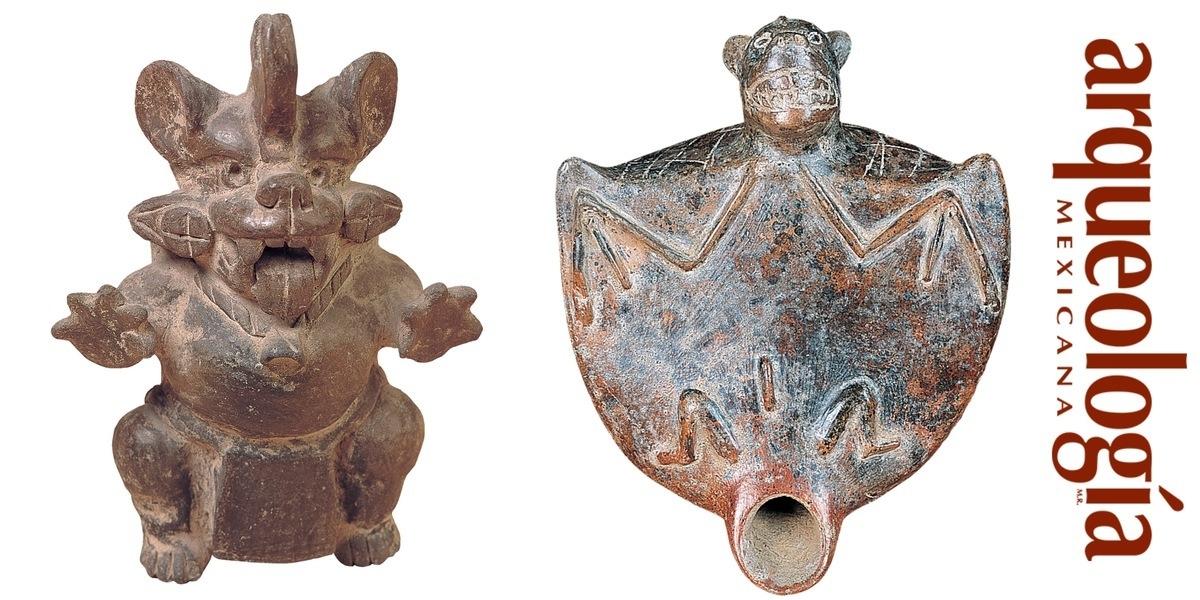 El dios Murciélago en Mesoamérica