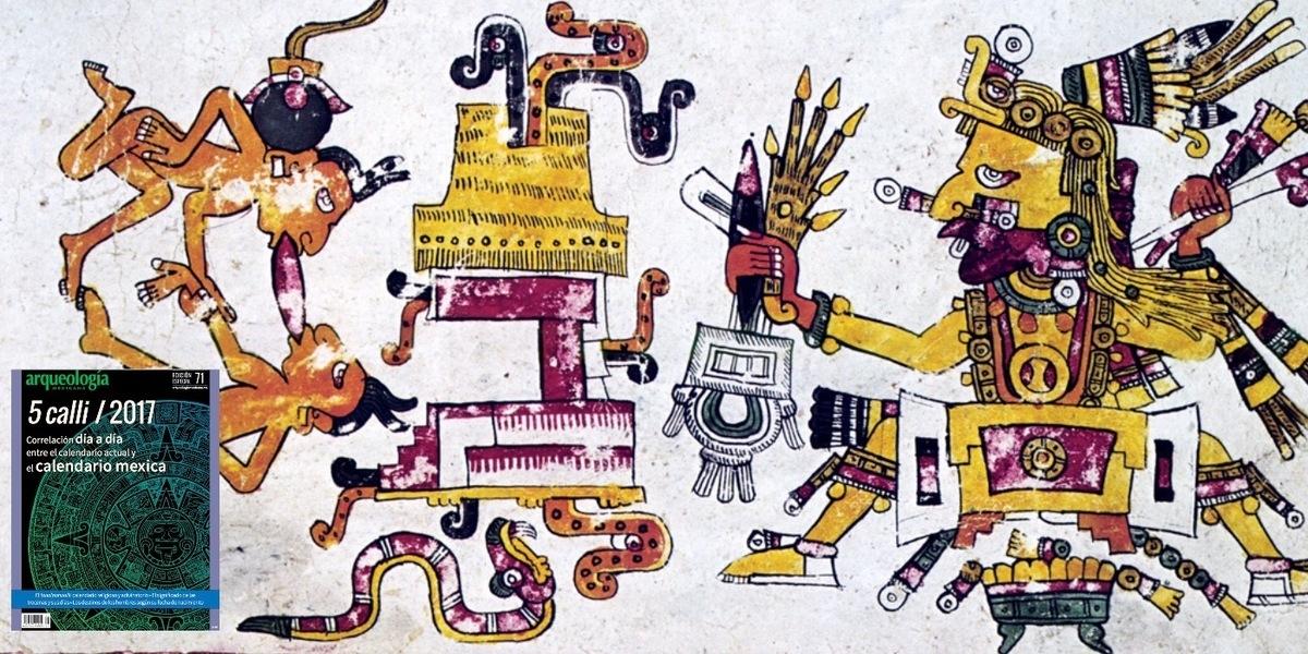 Ciclos de fiestas y calendario solar mexica