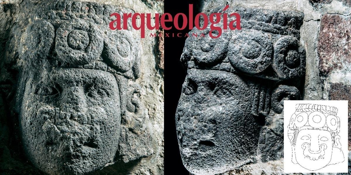 La escultura del dios del pulque del Antiguo Palacio del Arzobispado de la Ciudad de México