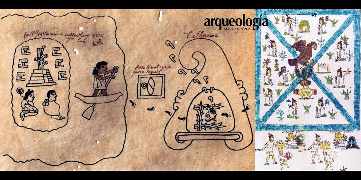La casa real de Tenochtitlan