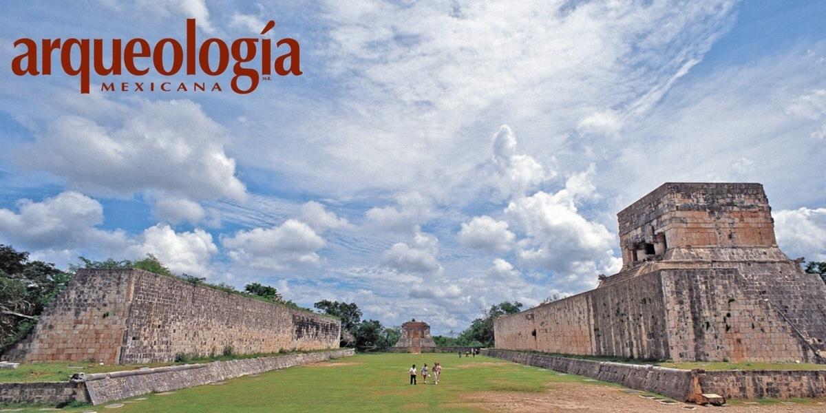 El gran juego de pelota, Chichén Itzá, Yucatán