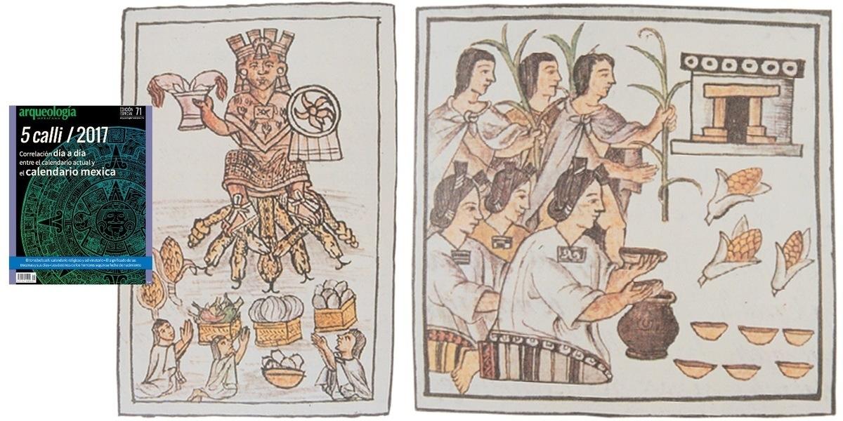 El calendario ritual y la astronomía