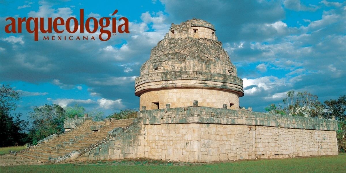 El Caracol, Chichén Itzá, Yucatán