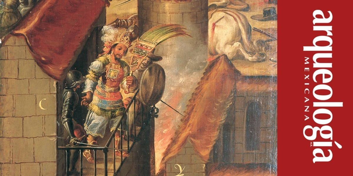 Moctezuma Xocoyotzin El Que Se Muestra Enojado El Joven 1502