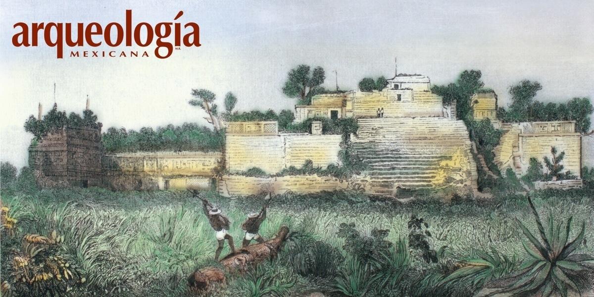 Conjunto de las Monjas, Chichén Itzá, Yucatán
