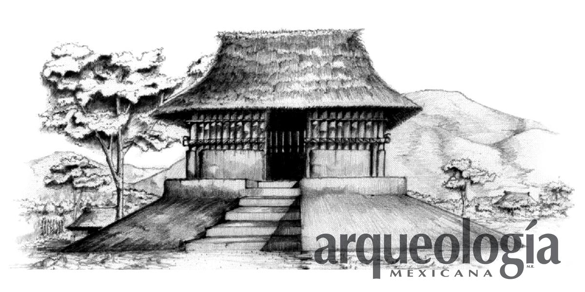 Las pirámides: procesos de edificación. Tecnología constructiva mesoamericana