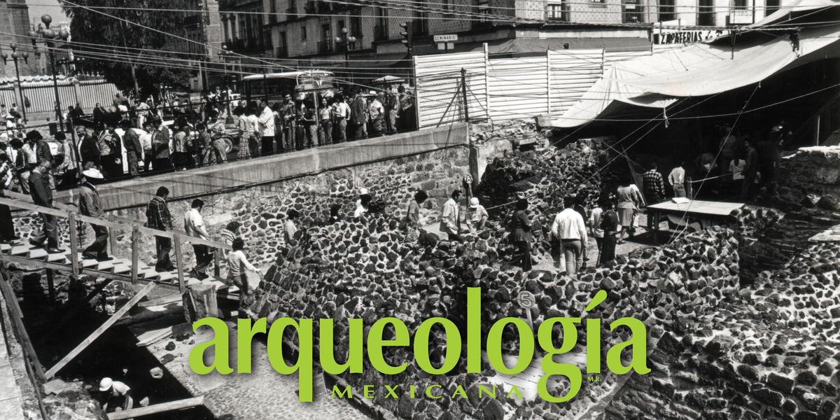 Coyolxauhqui y el Templo Mayor en el imaginario del mexicano