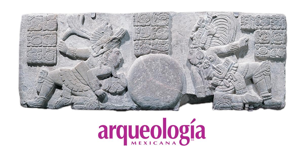 K'inich Baak Nal Chaak (Resplandeciente Señor de la Lluvia y el inframundo) (652-707 d.C.). Toniná (Popo), Chiapas