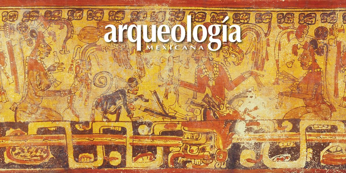 Las sepulturas de Palenque