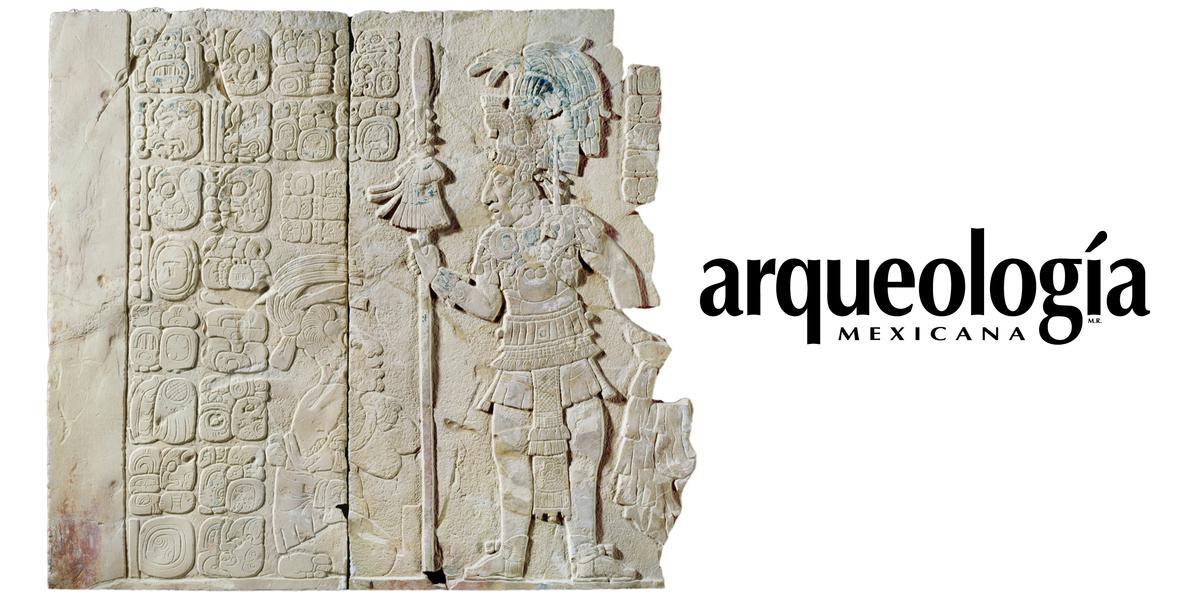 La historia dinástica de Palenque. Principales acontecimientos y genealogía de sus gobernantes