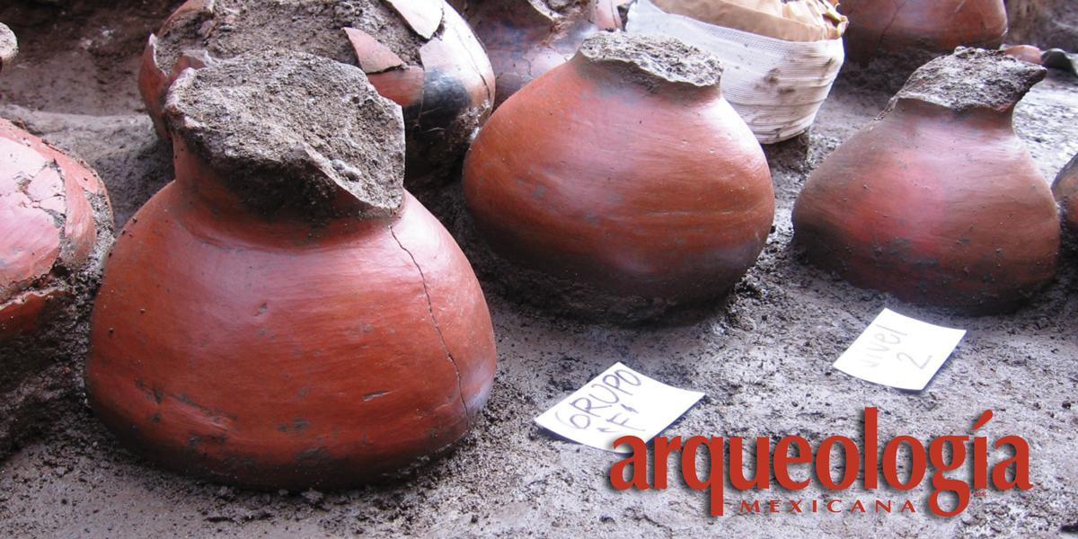 Excavando en la calles de Cholula. El reto del progreso