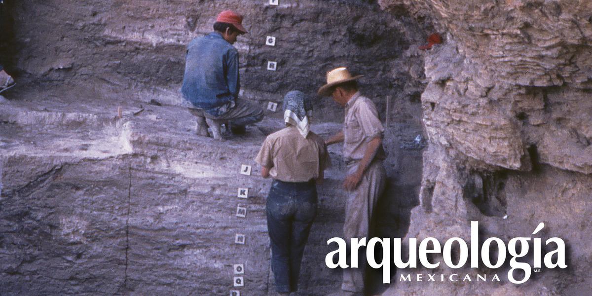 El tiempo y la arqueología