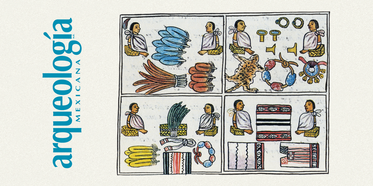 El comercio a larga distancia en Mesoamérica y los pochtecas