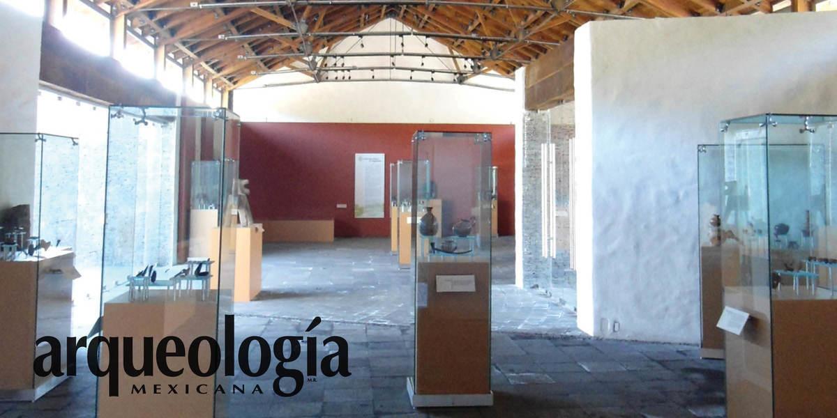 Un museo para Tzintzuntzan