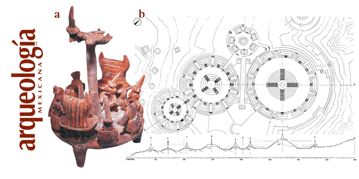 Antigüedad y distribución de la danza de los voladores