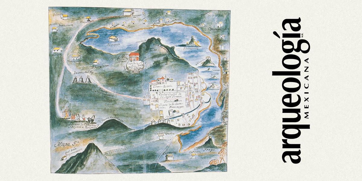 Arqueología de los caminos prehispánicos y coloniales