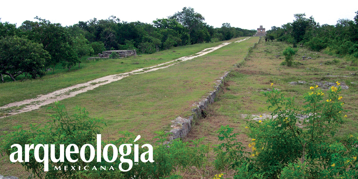 Los caminos prehispánicos de Yucatán