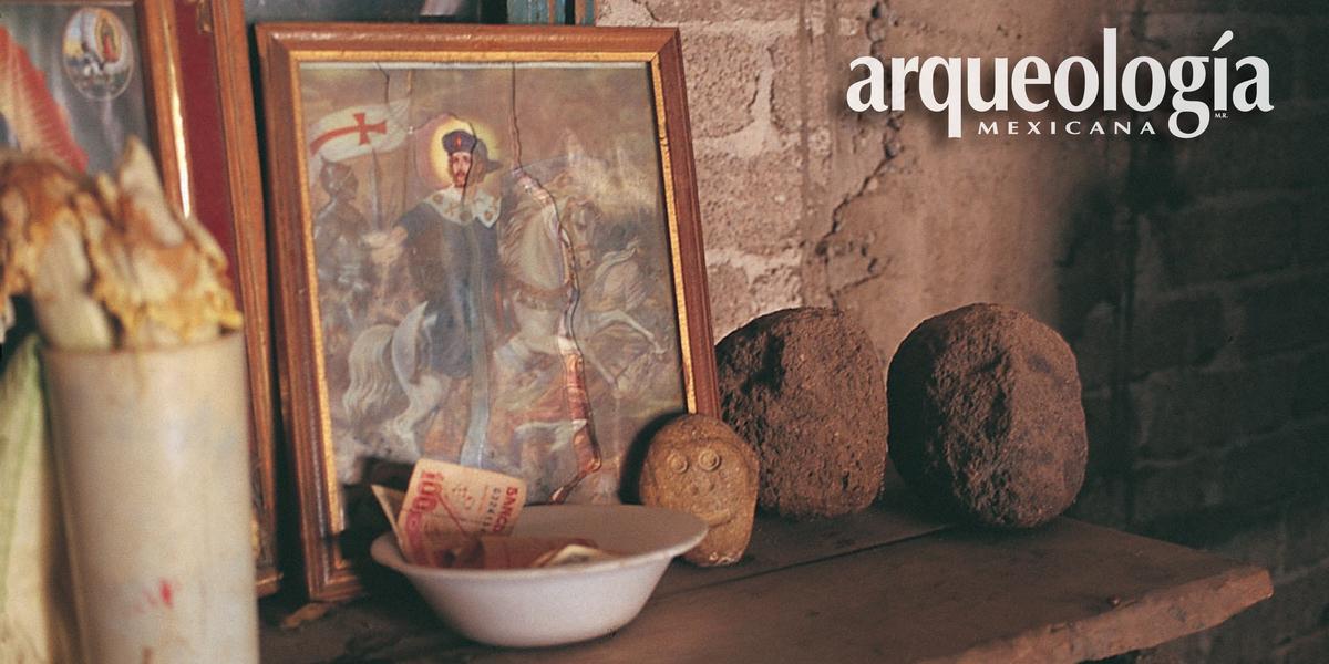 Ídolos en los altares. La religiosidad indígena en la Montaña de Guerrero
