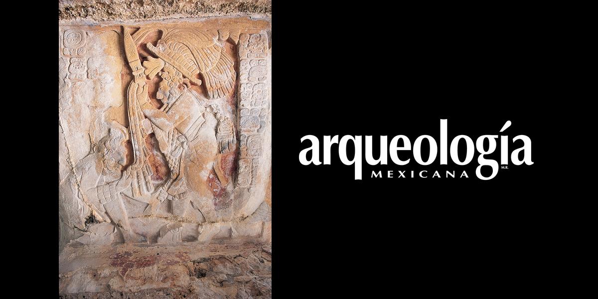 Los antiguos mayas en guerra
