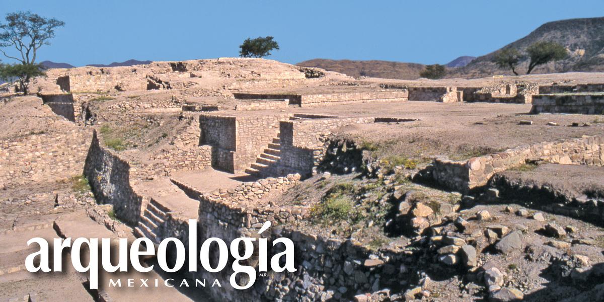 Cerro de las Minas, Oaxaca