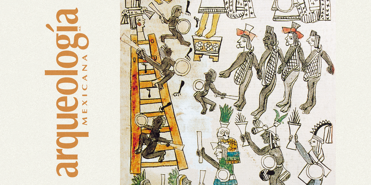 Ochpaniztli. La fiesta de las siembras de los antiguos mexicanos
