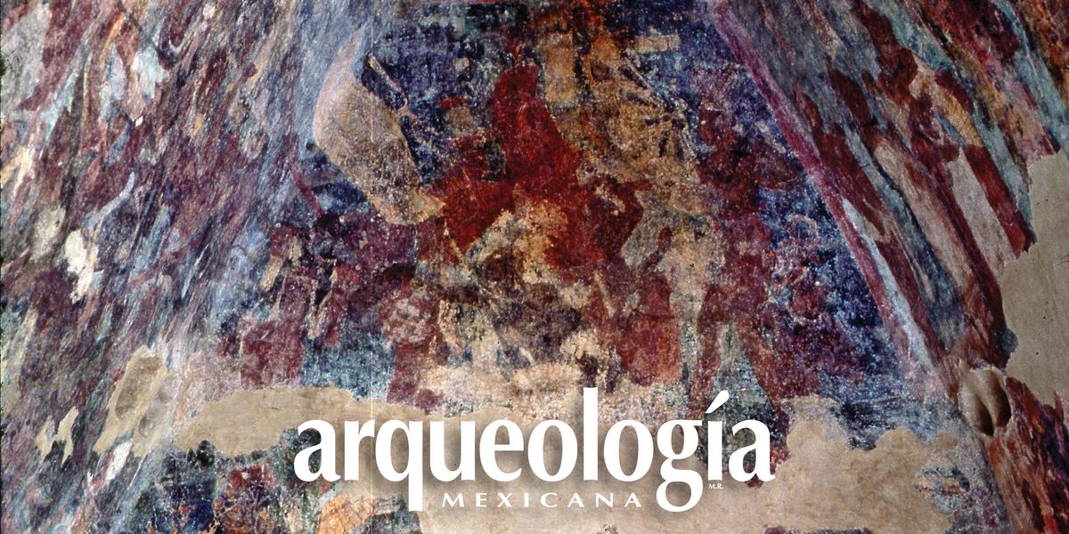 Los colores de la selva. Procedimientos, materiales y colores en la pintura mural maya