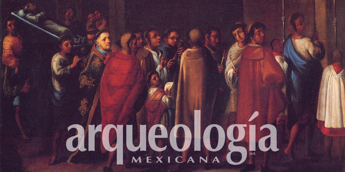 La Música En La Nueva España Arqueología Mexicana