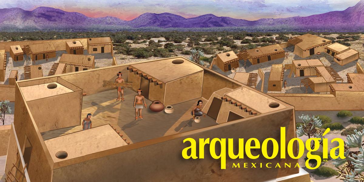 La cultura hohokam del sur de Arizona