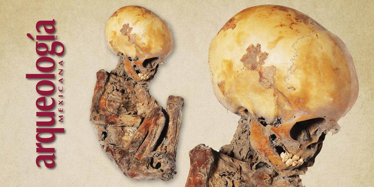 Pepita. La momia de la Sierra Gorda de Querétaro