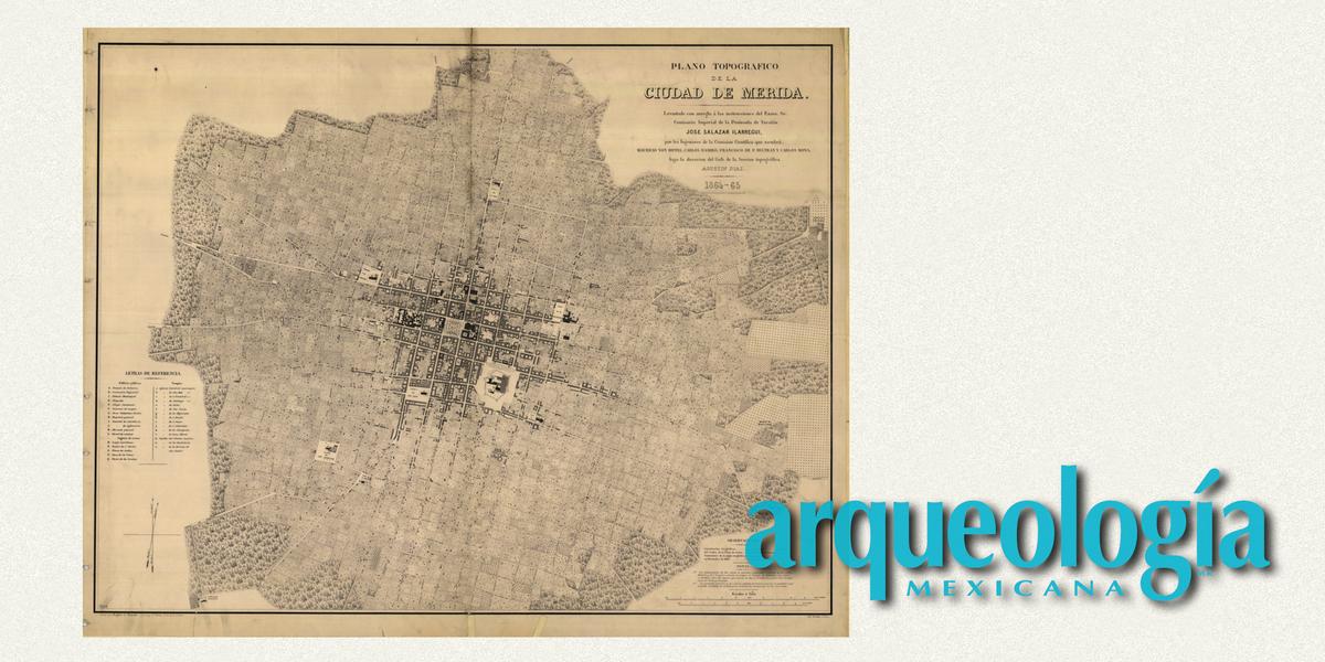 Reencuentro con la Mérida ancestral. T'hó, una ciudad maya antigua bajo una ciudad maya moderna