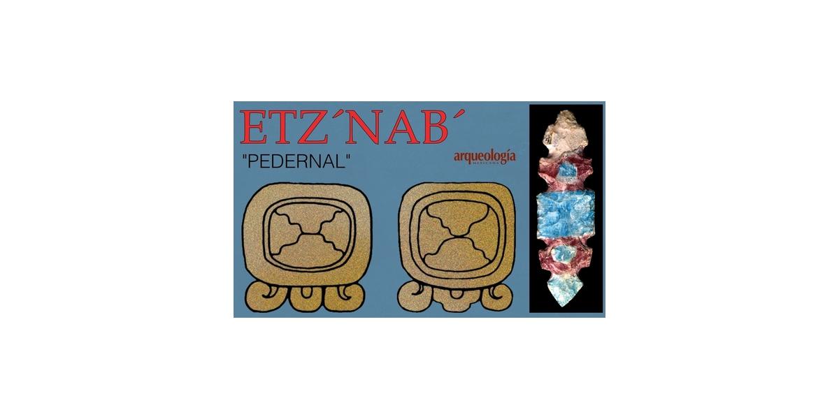 Días mayas: ETZ'NAB'