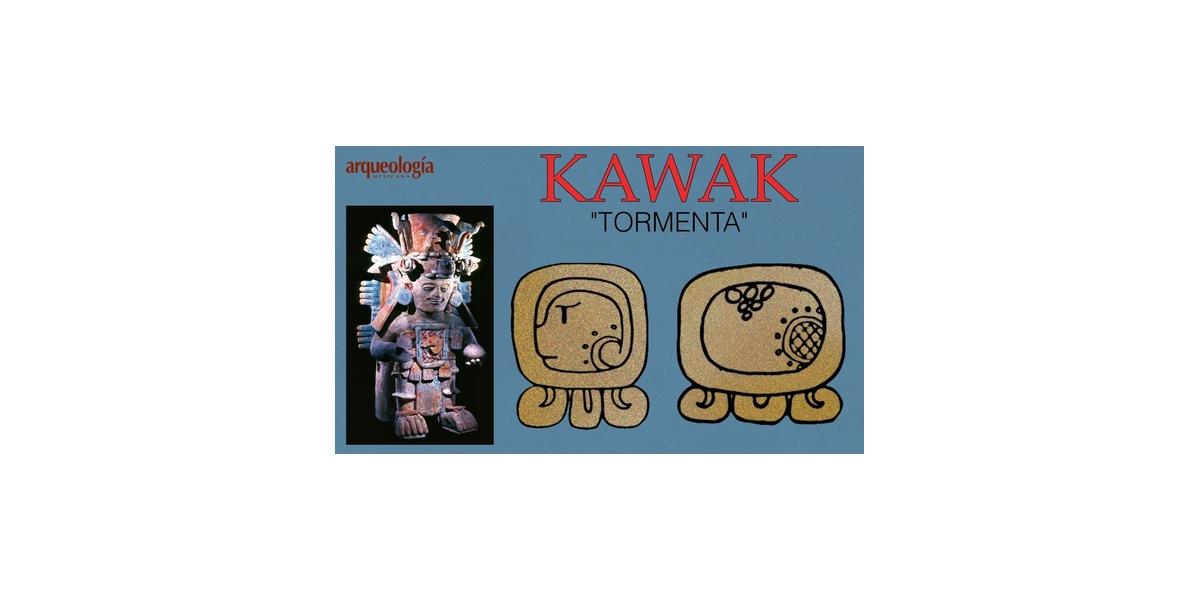 Días mayas: KAWAK