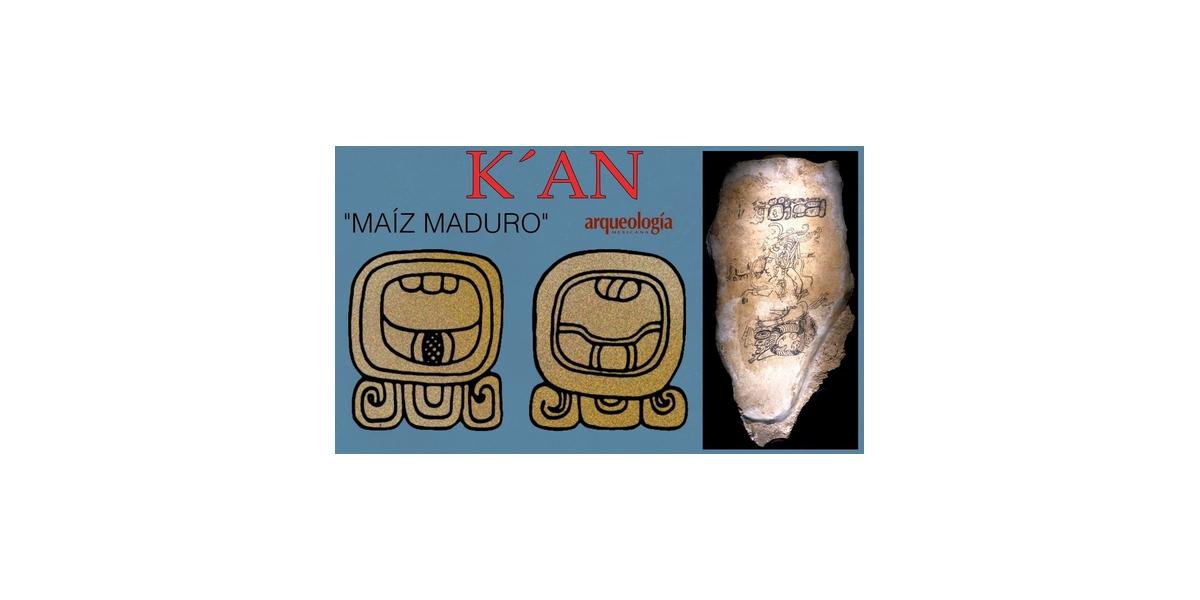 Días mayas: K'AN