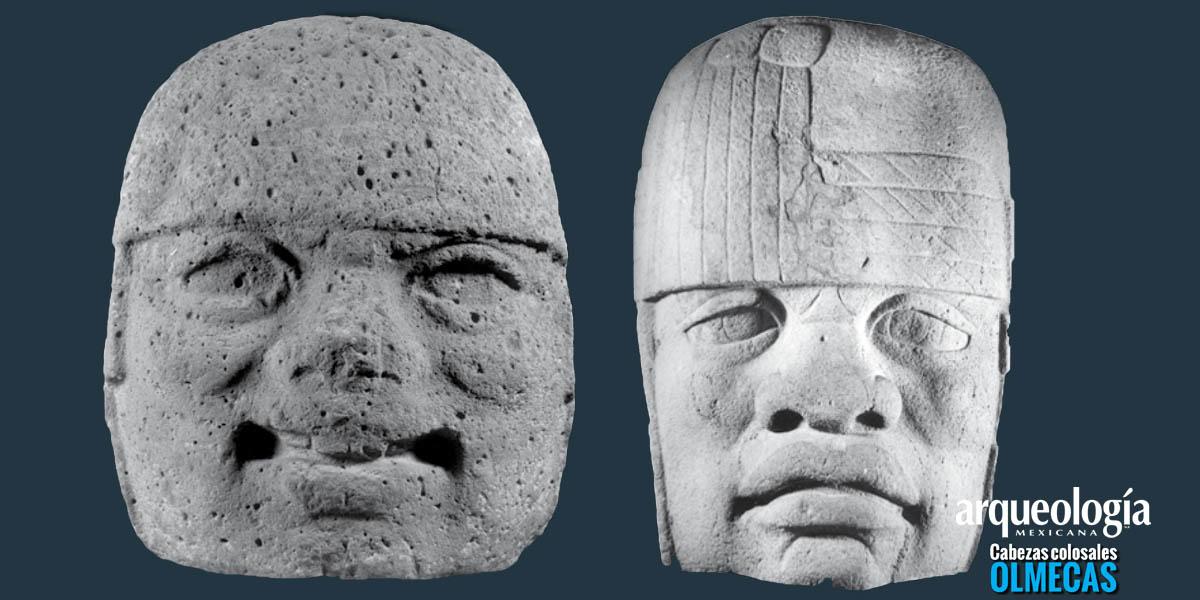 Las cabezas colosales. Impacto psicológico