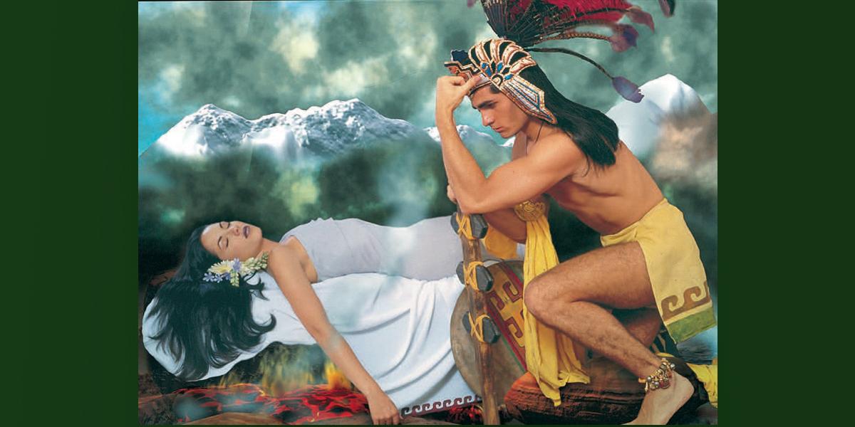 Iztaccíhuatl
