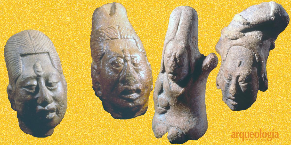 Figurillas femeninas palencanas
