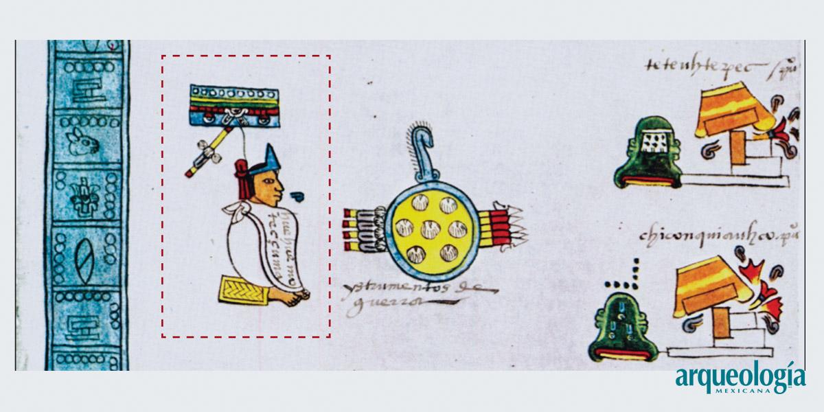 El tlahtoani: imagen del Sol y de Huitzilopochtli