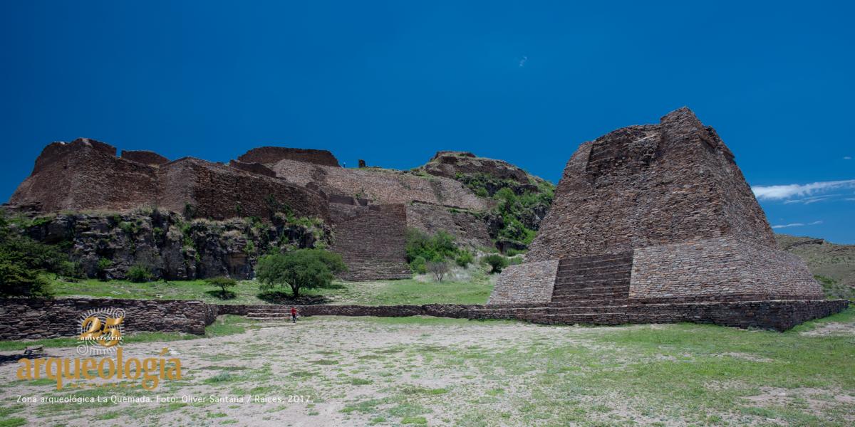 La Quemada, Zacatecas