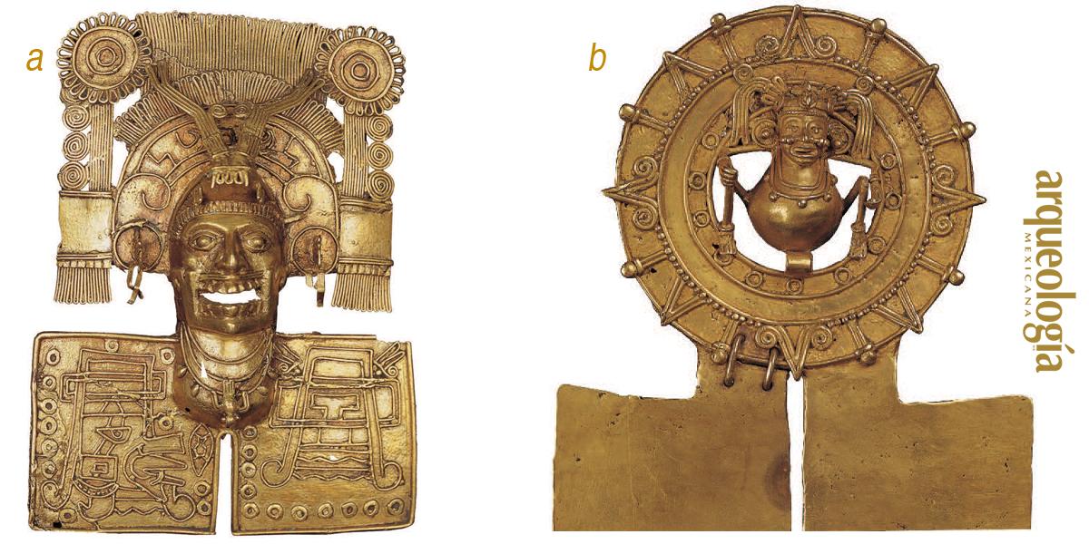 El oro en el área mesoamericana