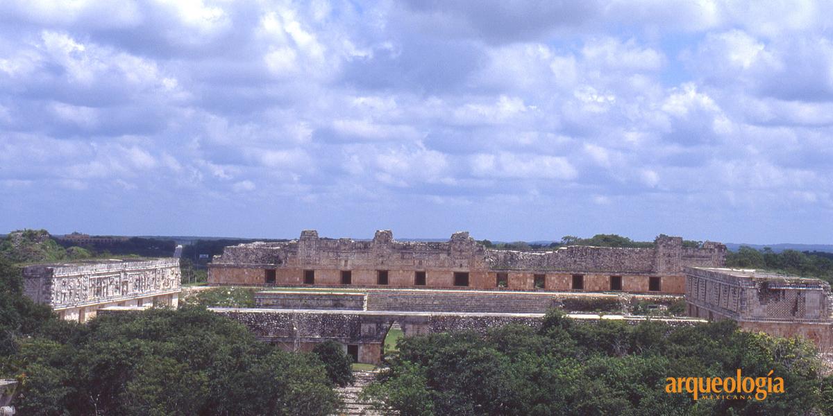 Cuadrángulo de las Monjas, Uxmal, Yucatán