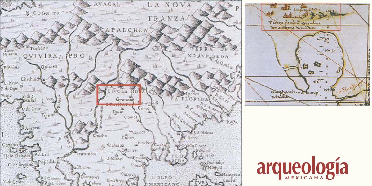 Cíbola, ¿otra Tenochtitlan?