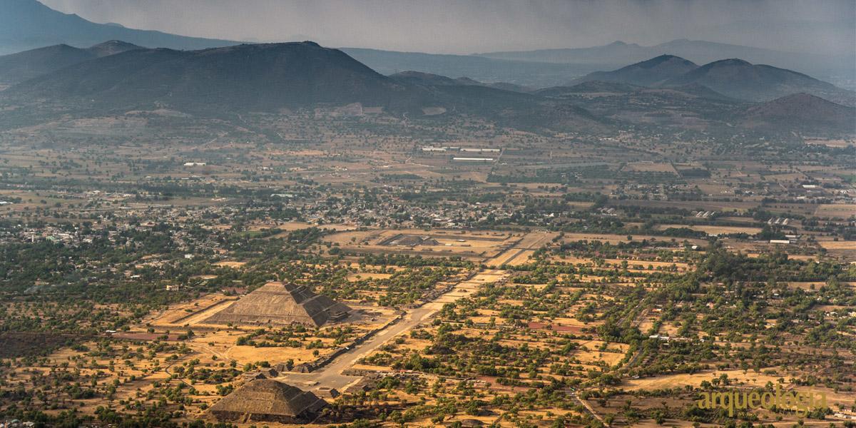 Teotihuacan, La Ciudad de los Dioses